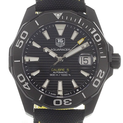 Tag Heuer Aquaracer Calibre 5 Automatic - WAY218A.FC6362