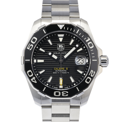 Tag Heuer Aquaracer Calibre 5 Automatic - WAY211A.BA0928