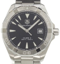 Tag Heuer Aquaracer Calibre 5 - WAY2110.BA0928