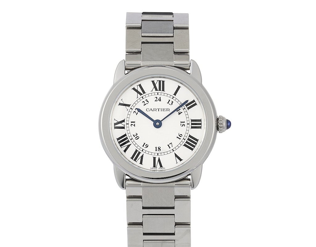 Ronde Solo de Cartier watch