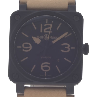 Bell & Ross BR 03  - BR0392-HERITAGE-CE