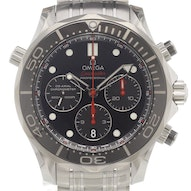 Omega Seamaster Diver 300M Co-Axial Chronograph - 212.30.44.50.01.001
