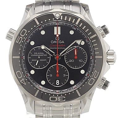Omega Seamaster Diver 300M Co-Axial Chronograph - 212.30.44.50.01.001