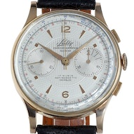 Chronographe Suisse Cie Chronograph Antimagnetic - 9130A-NR-P713NR2