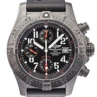 Breitling Avenger Skyland Black Steel Chronograph - M13380