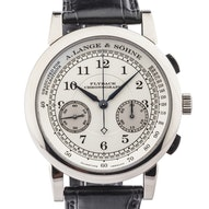 A. Lange & Söhne 1815 Flyback Chronograph White Gold - 401.026