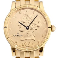 Corum Goldwatch 10$ Coin - 049-357-56-M500 MU36