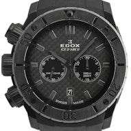 Edox Class 1 Ice Shark III - 10304 37N2 GIN