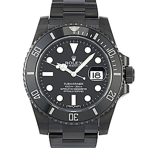 Rolex Submariner 116610LN_DLC