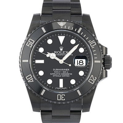 Rolex Submariner DLC - 116610LN