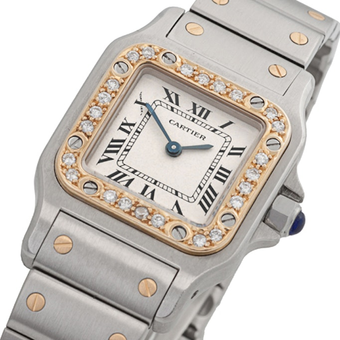 Cartier Santos For Sale Uk