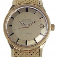 Omega Constellation s Gelbgold - BA 168.006