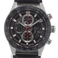 Tag Heuer Carrera Calibre HEUER 01 Automatic Chronograph - CAR201V.FT6046