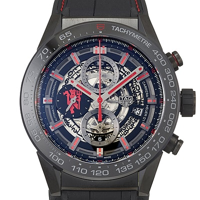 Tag Heuer Carrera Calibre Heuer 01 Automatic Chronograph - CAR2A1J.FC6400
