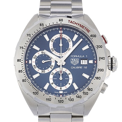 Tag Heuer Formula 1 Calibre 16 Automatic Chronograph - CAZ2015.BA0876
