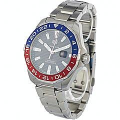 Tag Heuer Aquaracer Calibre 7 GMT Automatic - WAY201F.BA0927