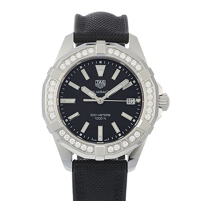 Tag Heuer Aquaracer  - WAY131P.FT6092