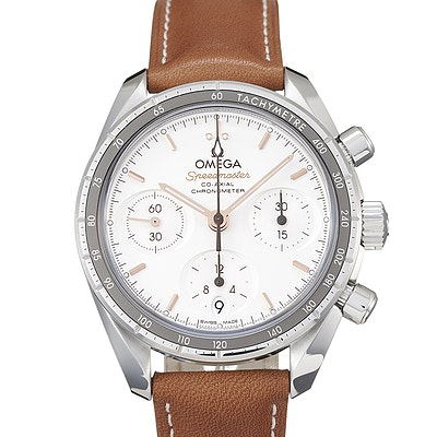 Omega Speedmaster 38 Co-Axial Chronograph  - 324.32.38.50.02.001