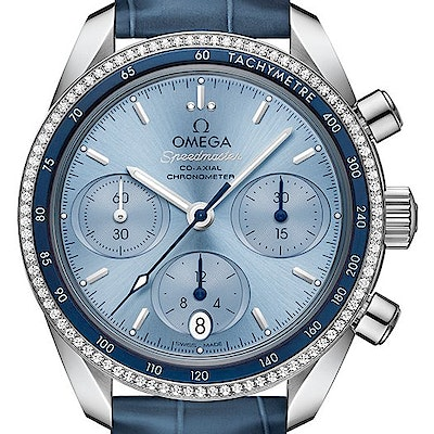 Omega Speedmaster 38 Co-Axial Chronograph  - 324.38.38.50.03.001