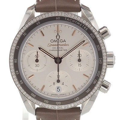 Omega Speedmaster 38 Co-Axial Chronograph  - 324.38.38.50.02.001