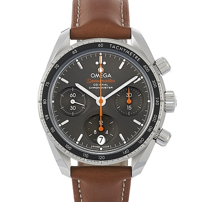 Omega Speedmaster 38 Co-Axial Chronograph  - 324.32.38.50.06.001