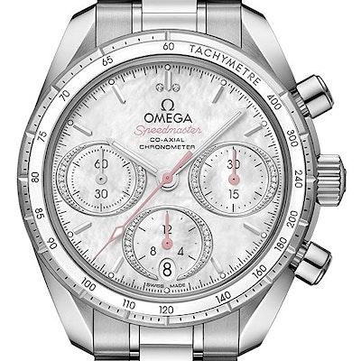 Omega Speedmaster Speedmaster 38 Co-Axial Chronograph - 324.30.38.50.55.001