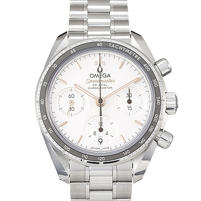Omega Speedmaster Speedmaster 38 Co-Axial Chronograph - 324.30.38.50.02.001