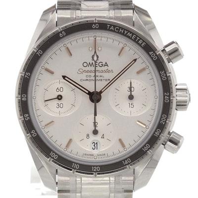Omega Speedmaster 38 Co-Axial Chronograph  - 324.30.38.50.02.001