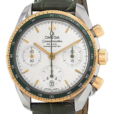 Omega Speedmaster 38 Co-Axial Chronograph  - 324.23.38.50.02.001