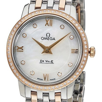Omega De Ville Prestige Quartz - 424.25.27.60.55.002