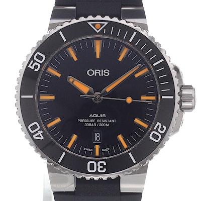 Oris Aquis  - 01 733 7730 4159-07 4 24 64EB