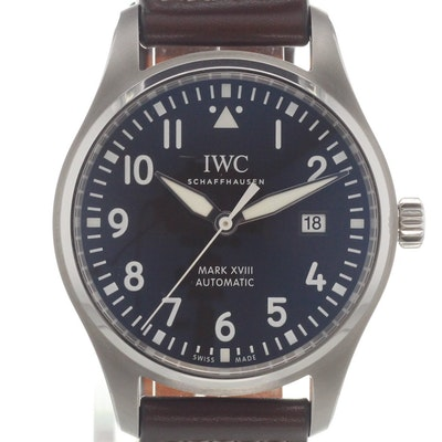 "IWC Pilot's Watch Mark XVIII Edition ""Antoine de Saint"" - IW327003"