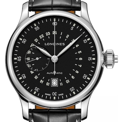 Longines Heritage Twenty-Four Hours - L2.797.4.53.2