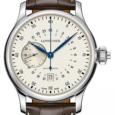 Longines Heritage Twenty-Four Hours - L2.797.4.73.2