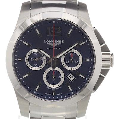 Longines Conquest  - L3.801.4.96.6