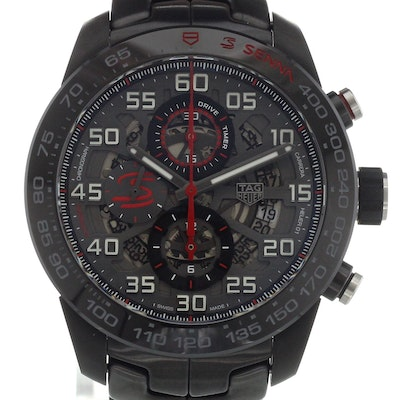 Tag Heuer Carrera Calibre Heuer 01 Automatic Chronograph - CAR2A1L.BA0688