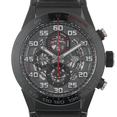 Tag Heuer Carrera Calibre Heuer 01 Automatic Chronograph - CAR2A1H.FT6101