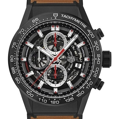 Tag Heuer Carrera Calibre Heuer 01 Automatic Chronograph - CAR2090.FT6124