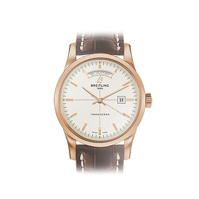 Breitling Transocean Day & Date - R4531012.G752.740P.R20D.1