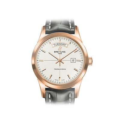 Breitling Transocean Day & Date - R4531012.G752.744P.R20D.1