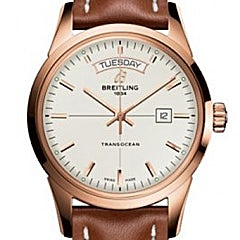 Breitling Transocean Day Date Caliber 45 Automatic - R4531012.G752.434X.R20D.1