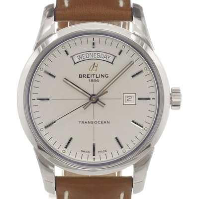 Breitling Transocean Day & Date - A4531012.G751.434X.A20D.1