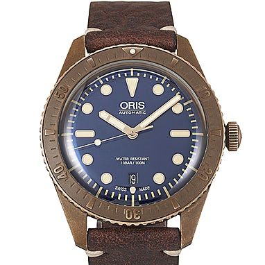 Oris Divers Carl Brashear Ltd. - 01 733 7720 3185-Set LS