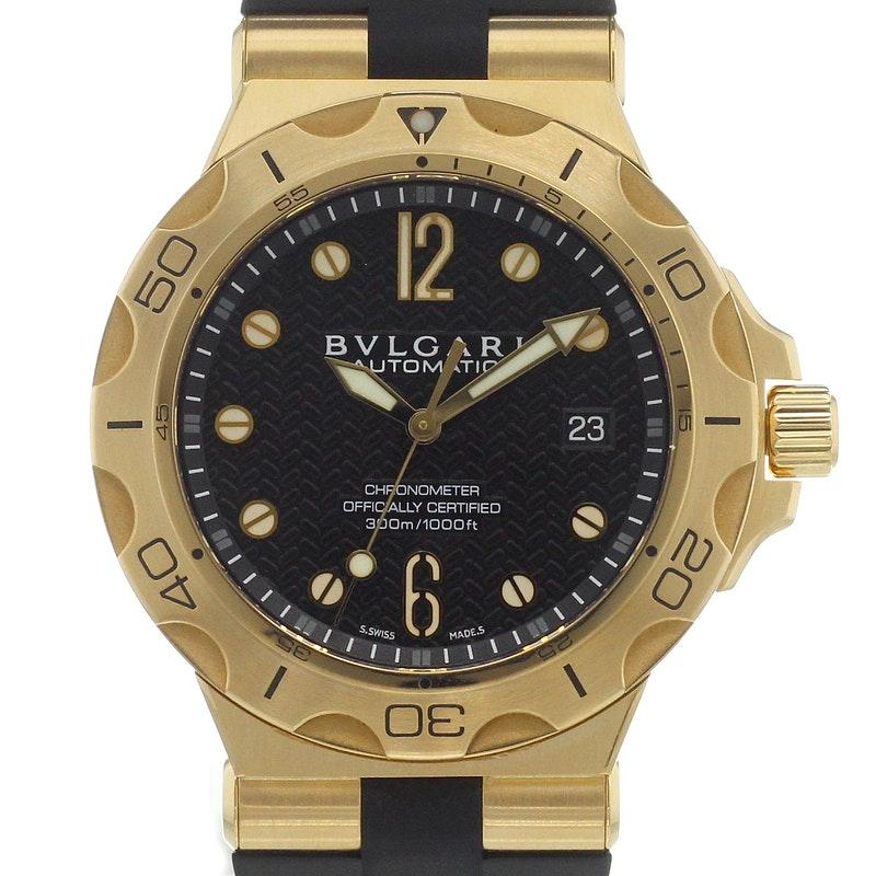 Bulgari Diagono DP42BGVDSD for Sale   CHRONEXT d595bc9a3c