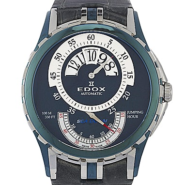 Edox Sea Dubai Very Limited Edition - 47002
