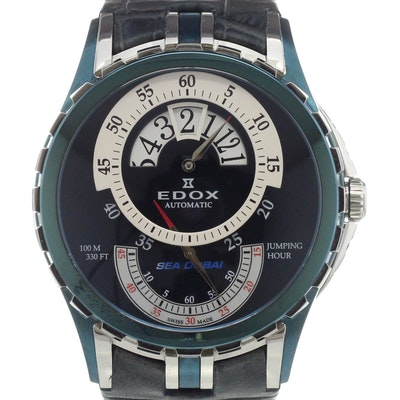 Edox Sea Dubai Very Limited Edition - 47002
