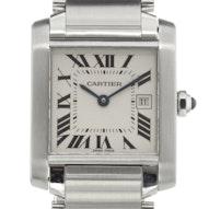 Cartier Tank Francaise - W51011Q3