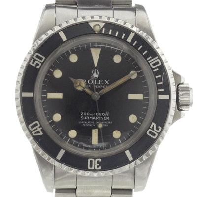 Rolex Submariner  - 5512