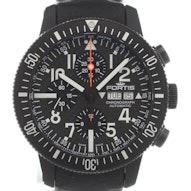 Fortis B-42 Chronograph Black - 638.28.141