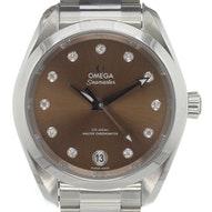 Omega Seamaster Aqua Terra 150 M Co-Axial Master Chronometer - 220.10.34.20.63.001